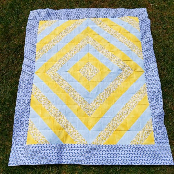 Quilt pattern full front