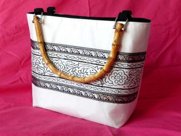 Handmade bag Mono full front